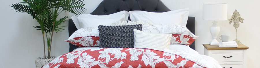 coverlets and comforters