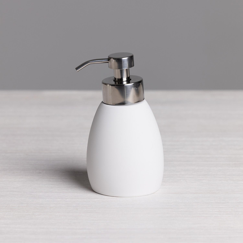 Bathroom Accessories - Avalon White Foaming Soap Dispenser
