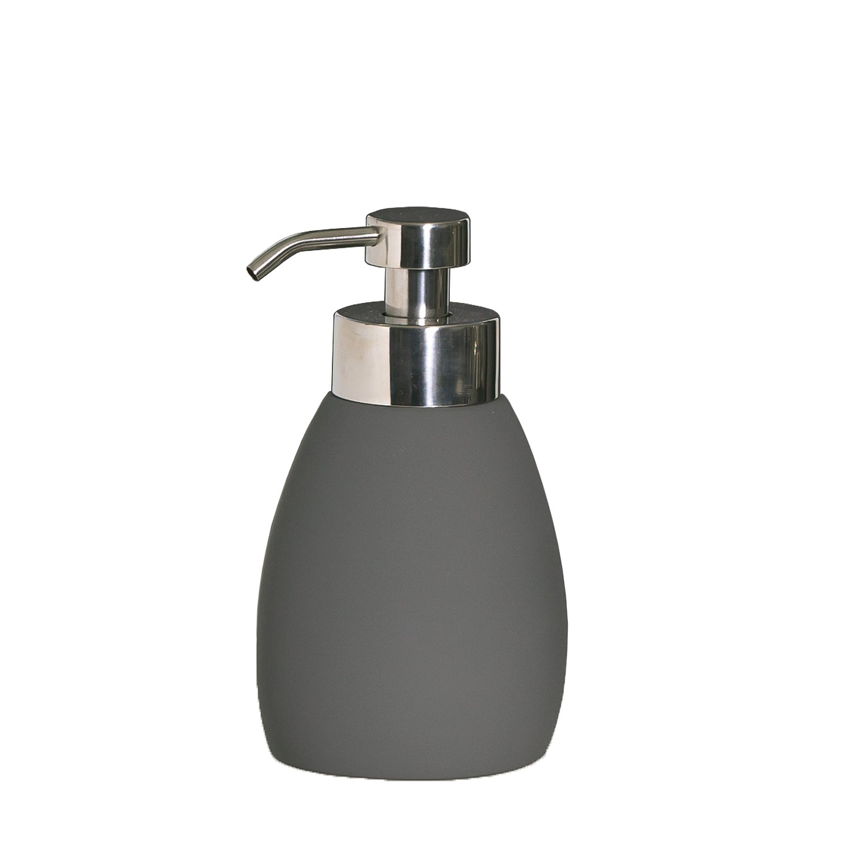 Bathroom Avalon Charcoal Foaming Soap Dispenser