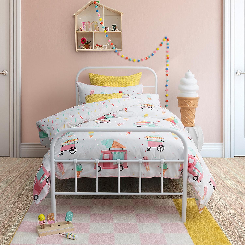 Kids Bedding Logan Mason Sprinkles Kids Duvet Cover Set