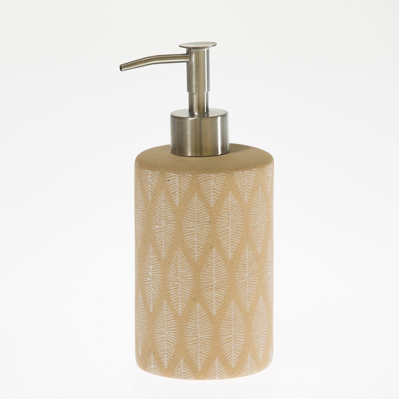 Bathroom accessories home co adison soap dispenser - Bathroom accessories soap dispenser ...