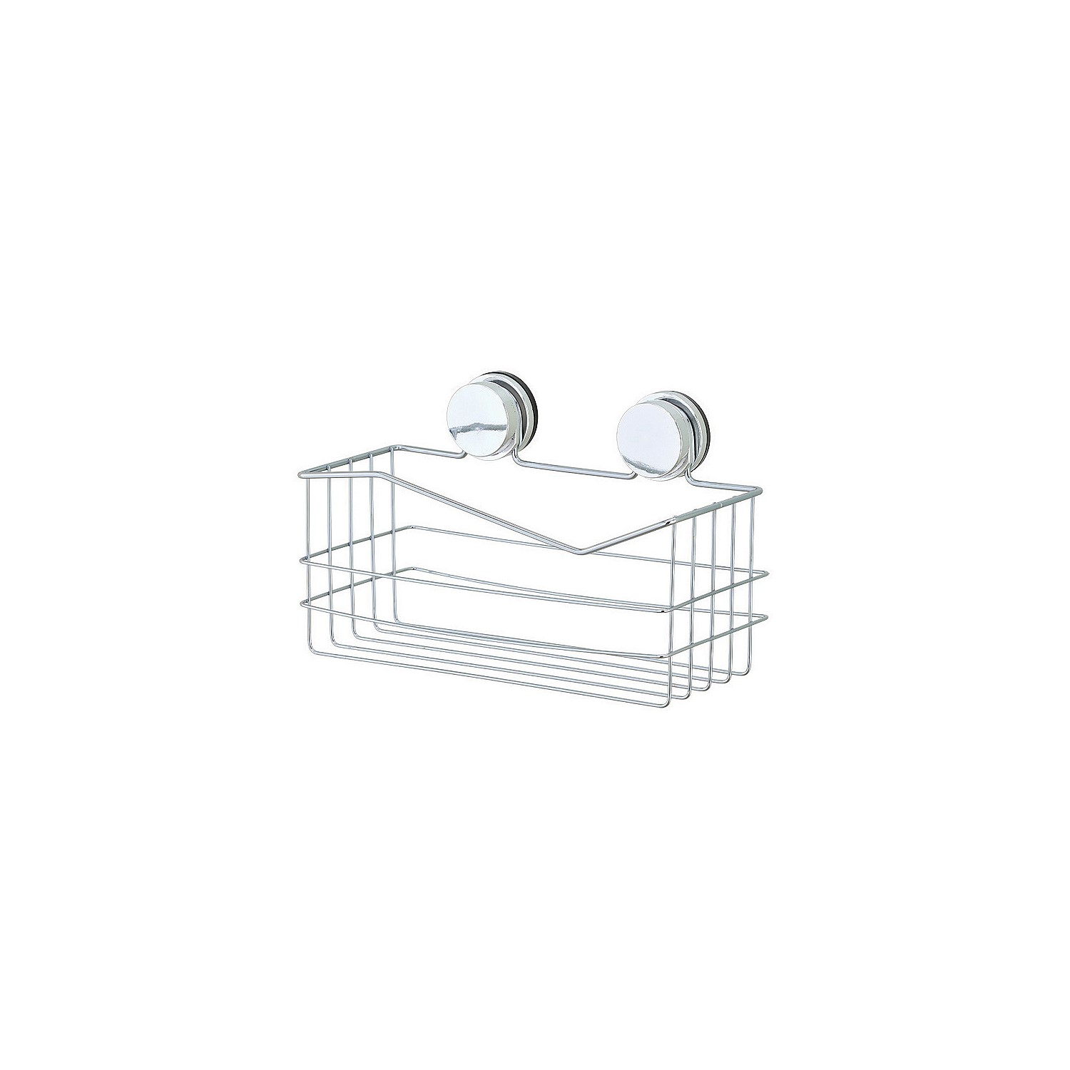Bathroom Accessories - Home Essentials Twist \'N\' Lock All Purpose Holder