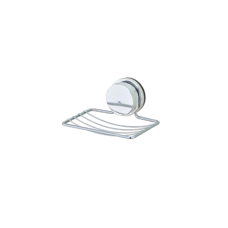 Bathroom Accessories - Home Essentials Twist \'N\' Lock Soap & Sponge ...
