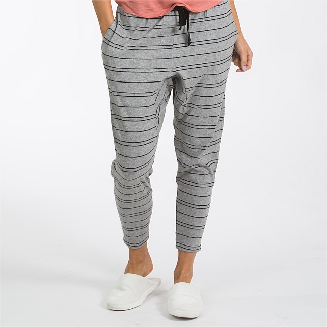 Simple & Sunday Drop Crotch Lounge Pants