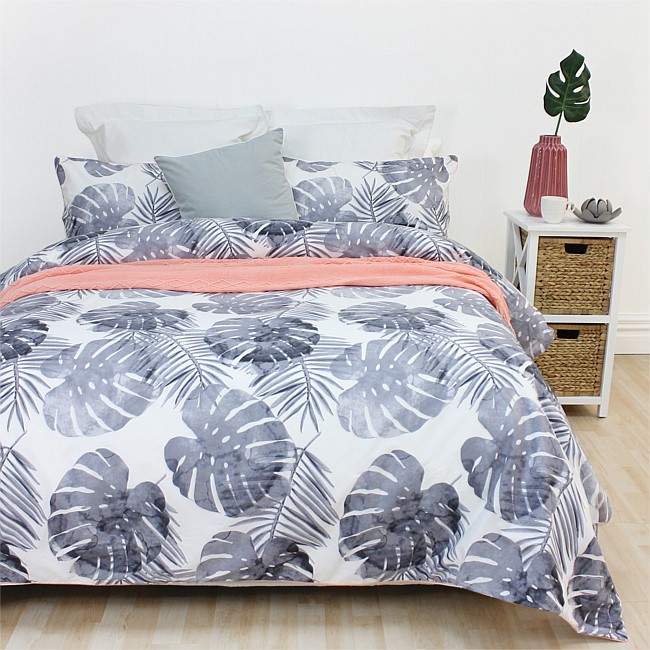Portsea Printed Duvet Cover Set