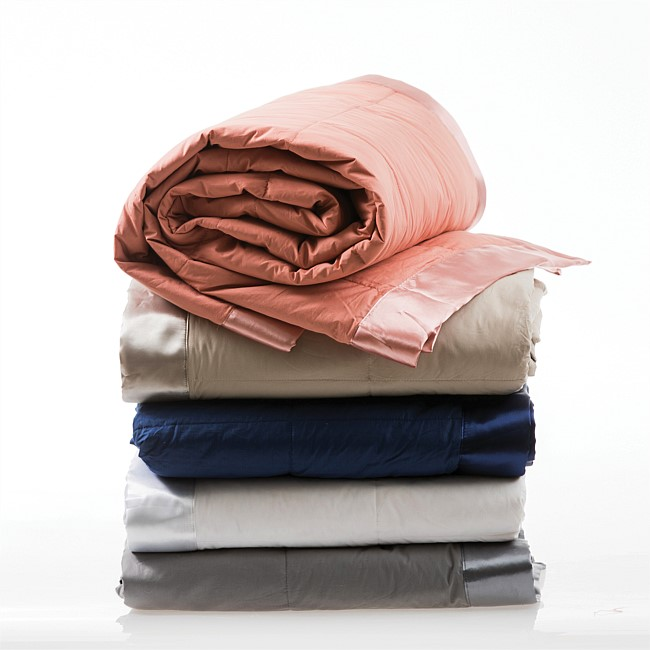 Solace Duckdown Blankets