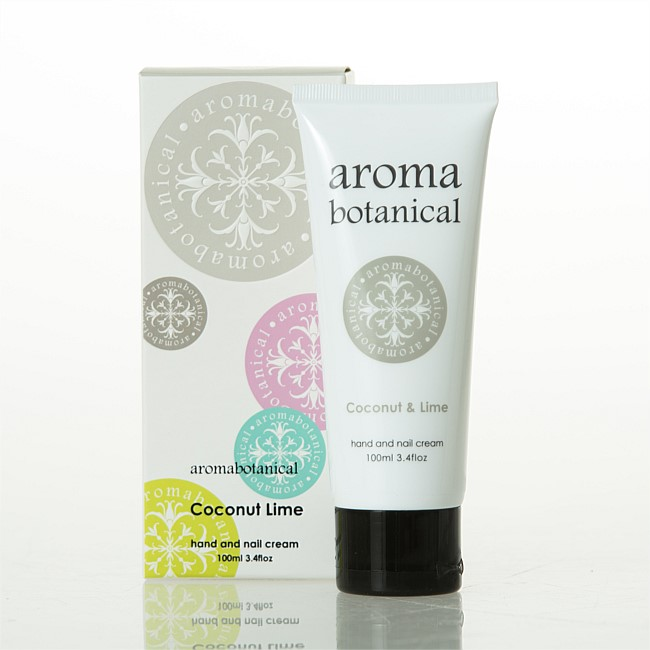 Aromabotanical 100ml Hand Cream - Coconut & Lime