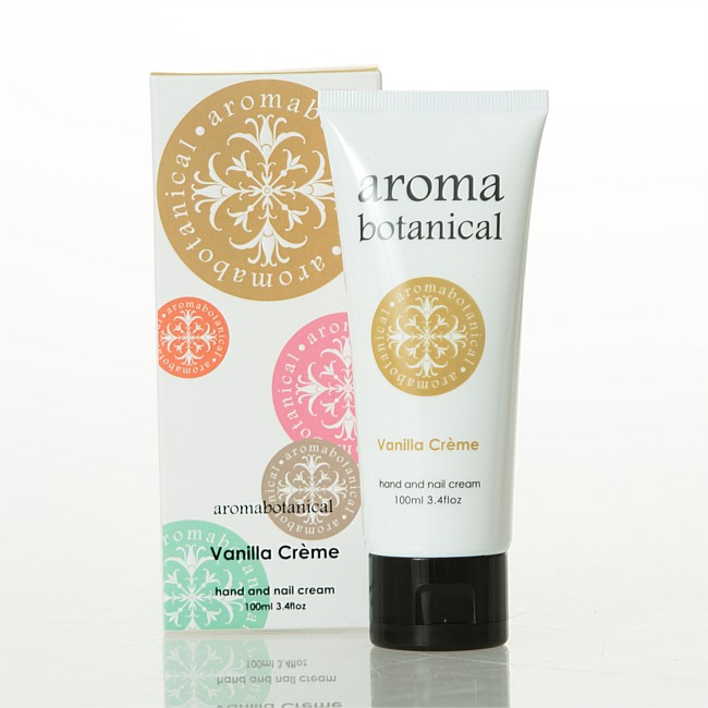 Aromabotanical 100ml Hand Cream - Vanilla Creme