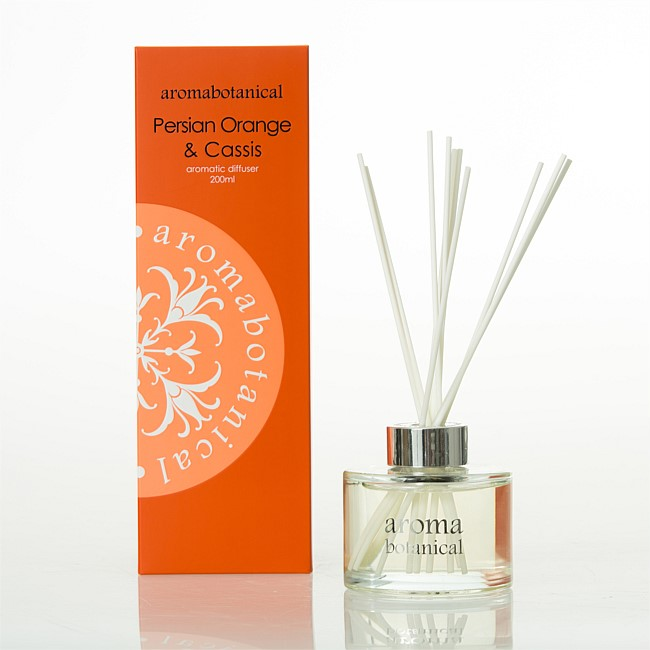Aromabotanical 200ml Diffuser - Orange & Cassis