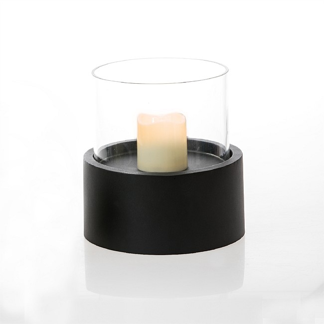bb&b Outdoors Large Flickering Candle