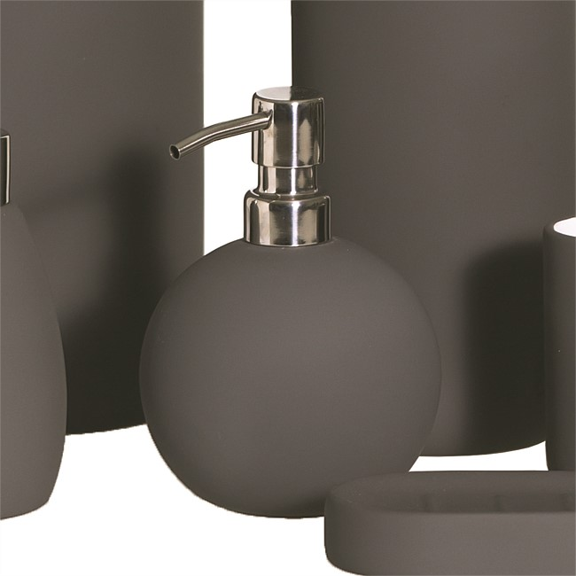 Avalon Charcoal Soap Dispenser