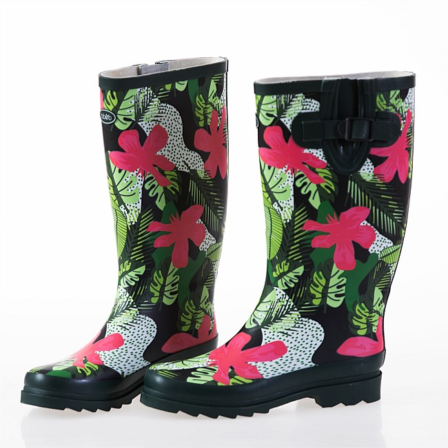 bb&b Outdoors Tropical Tall Gumboot