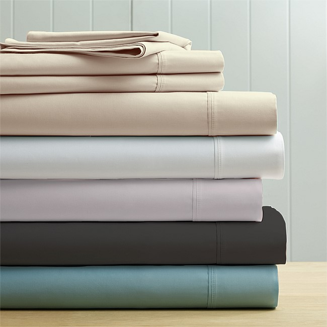 Luxury Living 500TC Cotton Sateen Sheet set