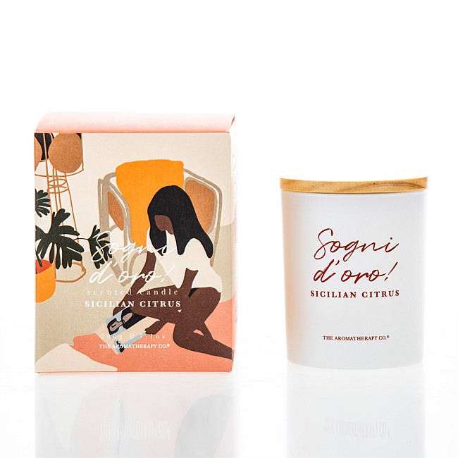 Sogni D'oro Scented Candle