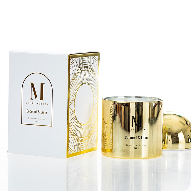 Scent Maison Opulence Scented Candle