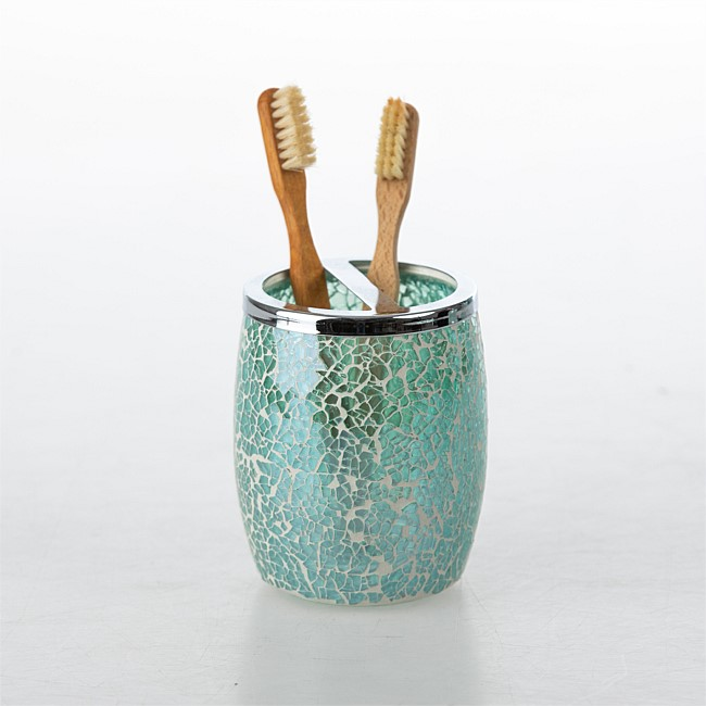 Flourish Bel Air Mosaic Toothbrush Holder