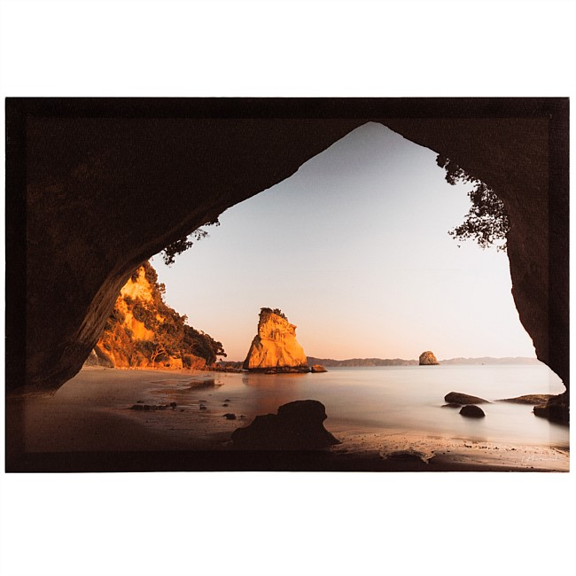 Design Republique Cathedral Cove Wall Art