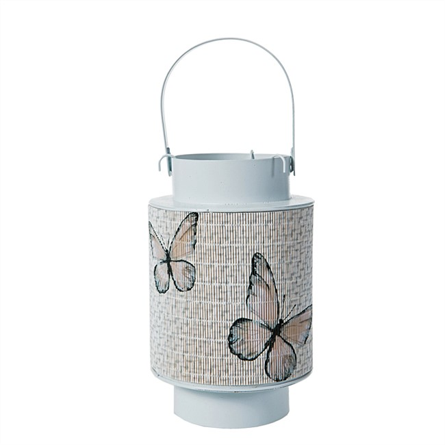 Home Co. Butterfly Bliss Small Lantern