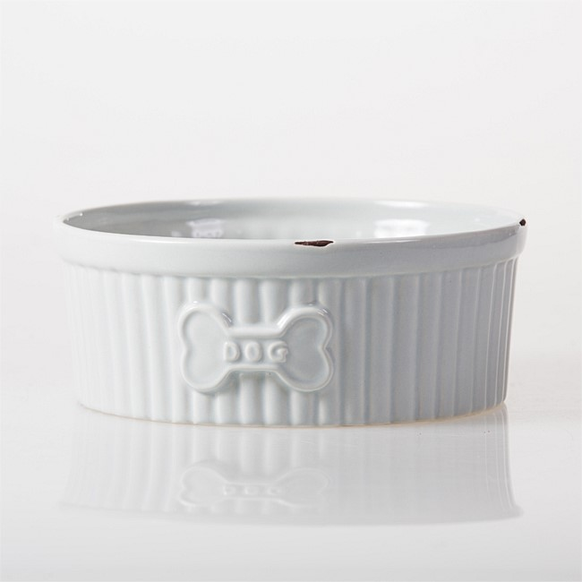 bb&b Pets Bone Pet Bowl