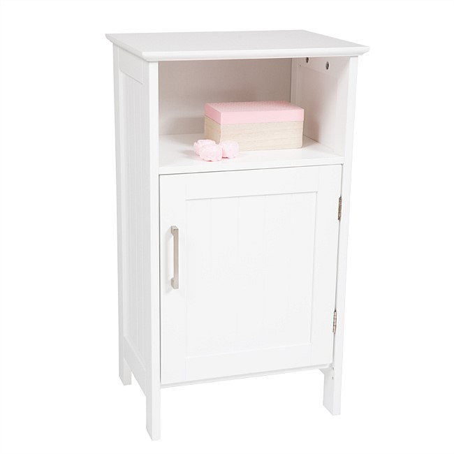 Avalon Bathroom Cupboard With Top Shelf