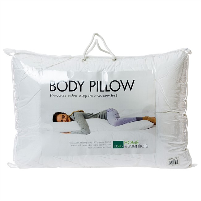 Home Essentials Body Pillow