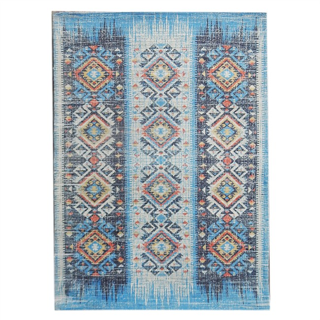 Design Republique Aztec Pattern Rug