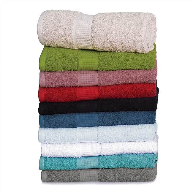 Avalon Bath Towels 500gsm