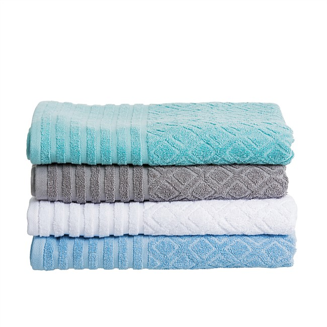 Design Republique Valencia Bath Towels
