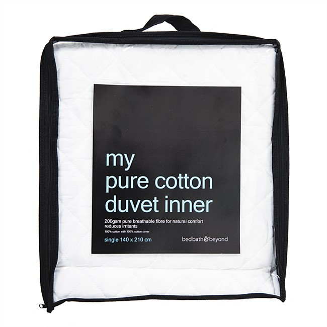 Pure Cotton Duvet Inner