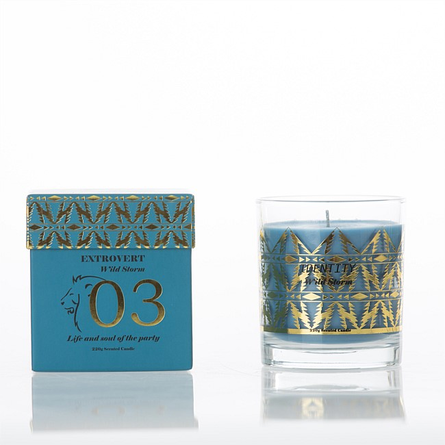 Identity Small Candles 220g