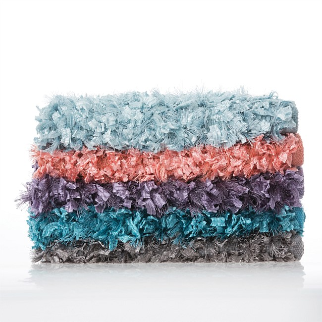 Design Republique Jessica Loom Bathmat