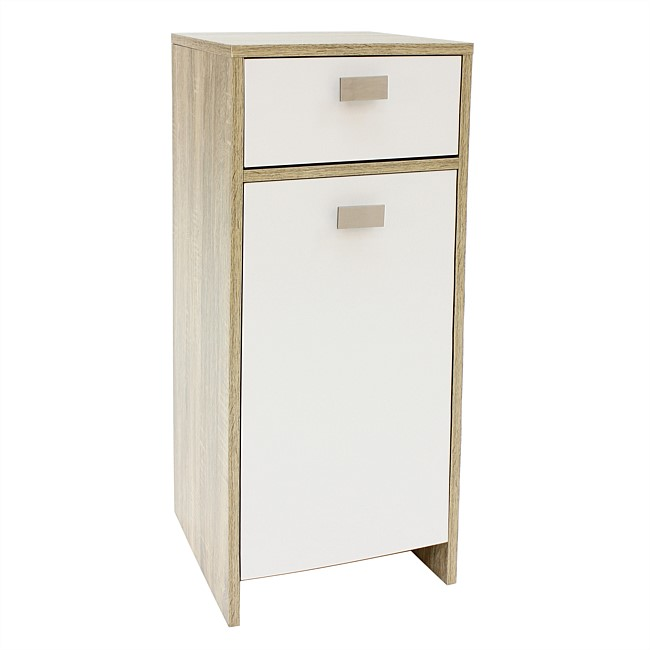Home Co. Gabriel 1 Door Cabinet with Draw