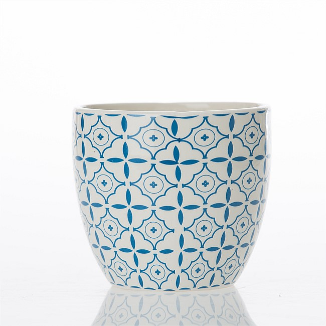 Home Chic Ariana Patterned Pot