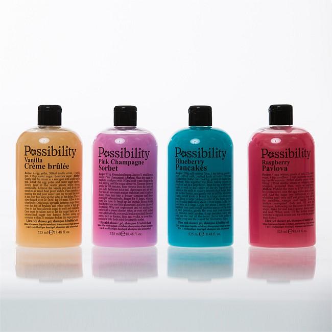 Body Amp Beauty Possibility 525ml Gel Shampoo Amp Bubbles 3