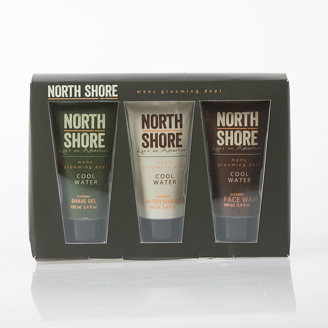 North Shore Mens 3Pk Tubes