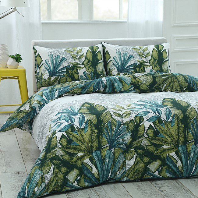 Into Home Gilligan Print Duvet Cover Set