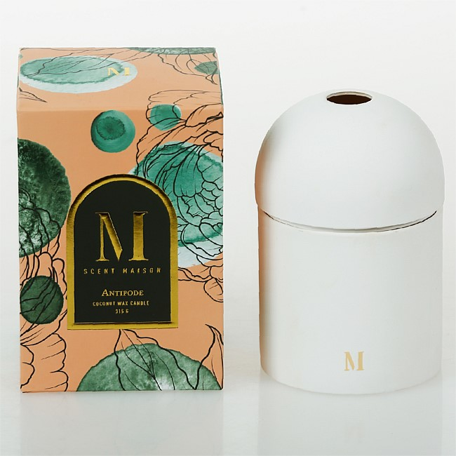 Scent Maison Earth & Pine Candle
