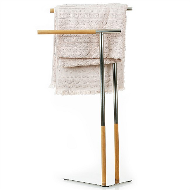Design Republique Wood/ Towel Rack