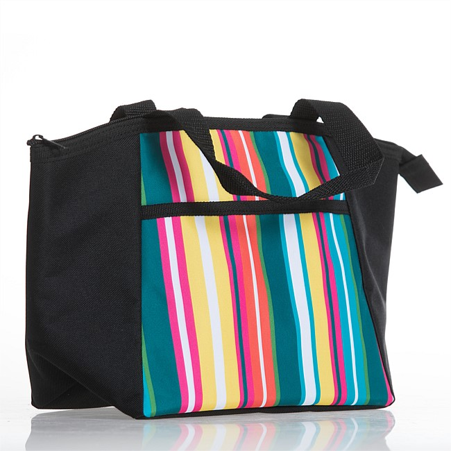 bb&b Outdoors Stripe Cooler Lunch Bag