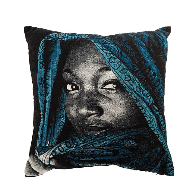 Design Republique Asha Girl Cushion