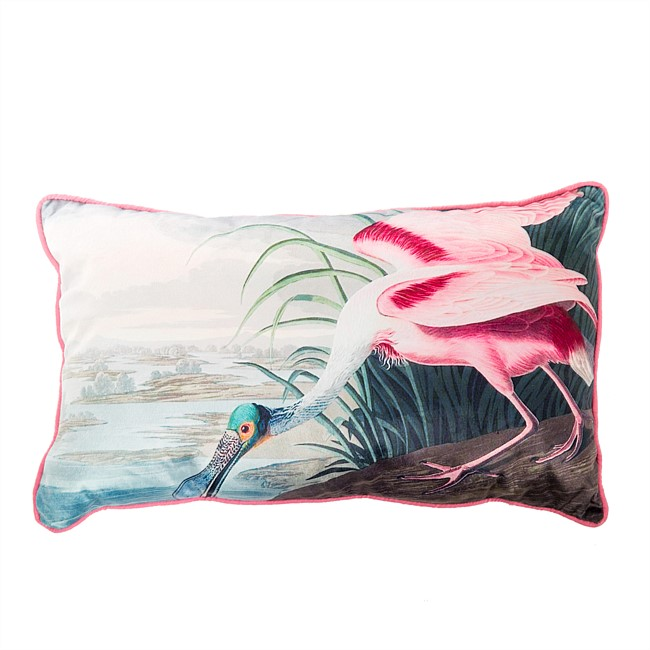 Design Republique Asha Bird Cushion