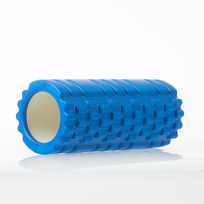 Home Co.  Yoga EVA roller Blue