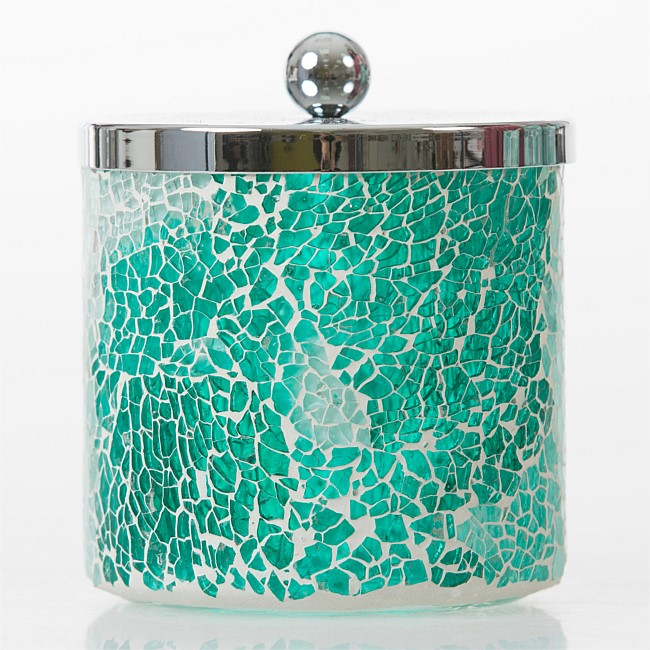 Flourish Ariel Mosaic Cotton Jar