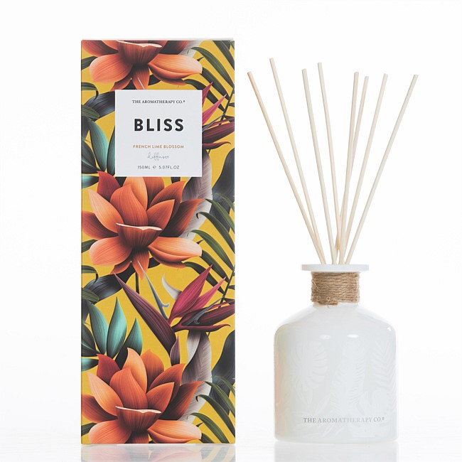 Bliss Diffuser Lime & Blossom