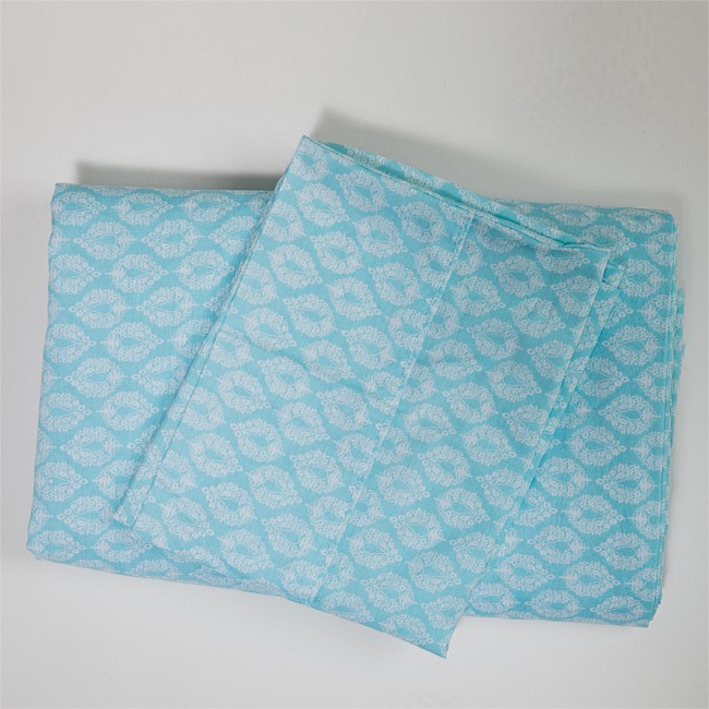 Pure and Simple Printed Cotton Sheet Sets & Pillowcase - Liberty