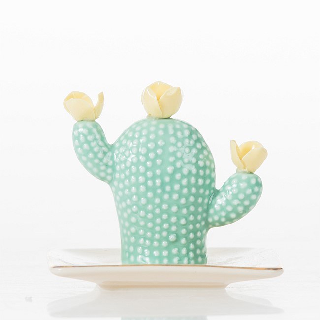 Home Co. Cactus Trinket Holder