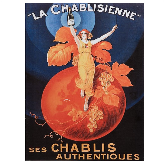 Solace La Chablisienne Wall Art