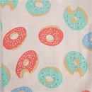Sleepwear robes flannelette donut cuff pj pants for Mosquito donuts