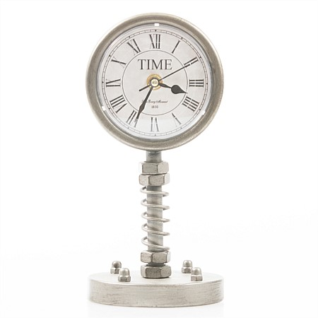 Design Republique Roman Table Clock