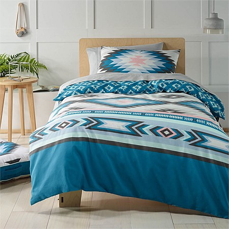 Niko & Co. Aztec Duvet Cover Set